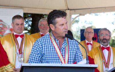 Craig Stansborough awarded 2014 Barossa Winemaker of the year