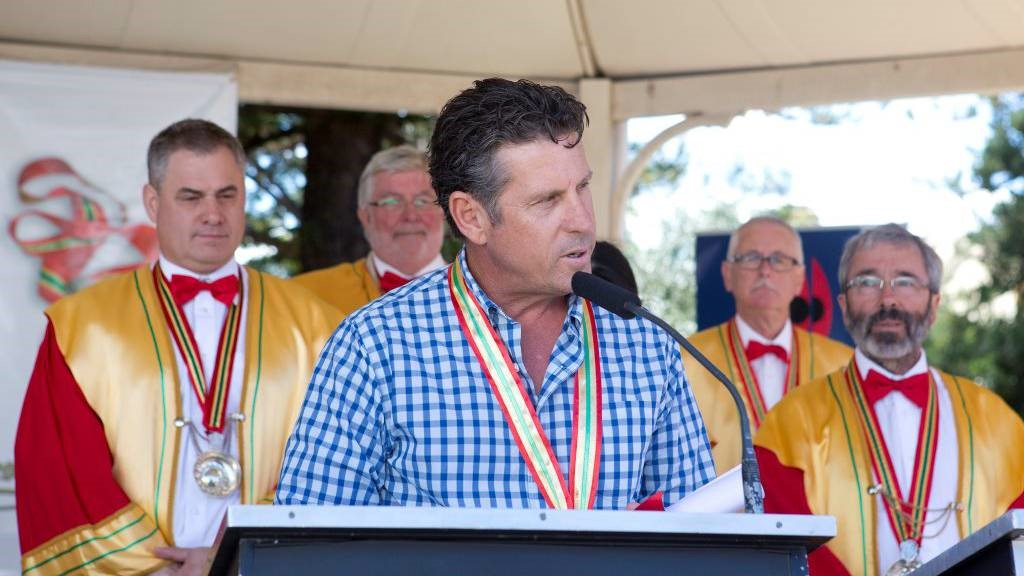 Craig Stansborough awarded 2014 Barossa Winemaker of the year