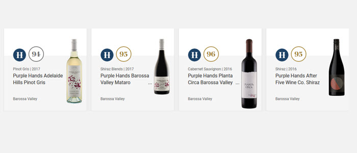 5 Star Red Rating Continues in the 2019 Halliday Wine Companion