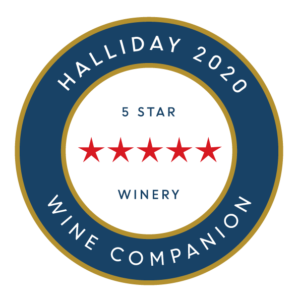 Halliday Wine Companion - 5 Star Winery - Purple Hands Wines