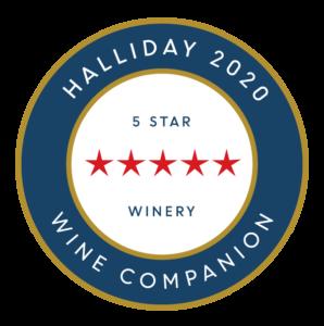 Halliday Wine Companion - 5 Star Winery - Purple Hands Wines