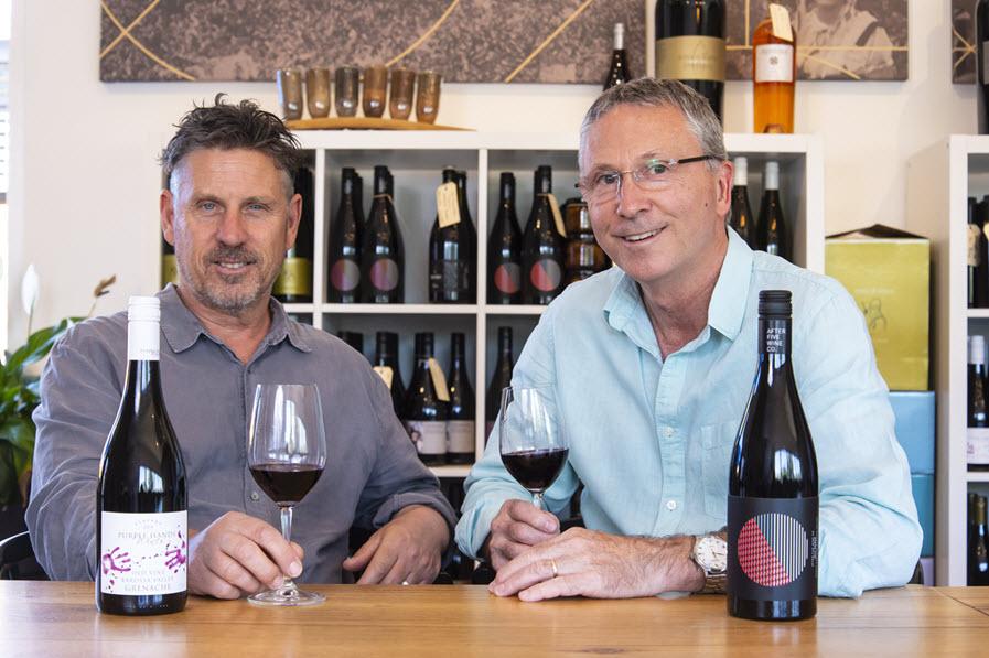 Mark & Craig - Purple Hands Wines