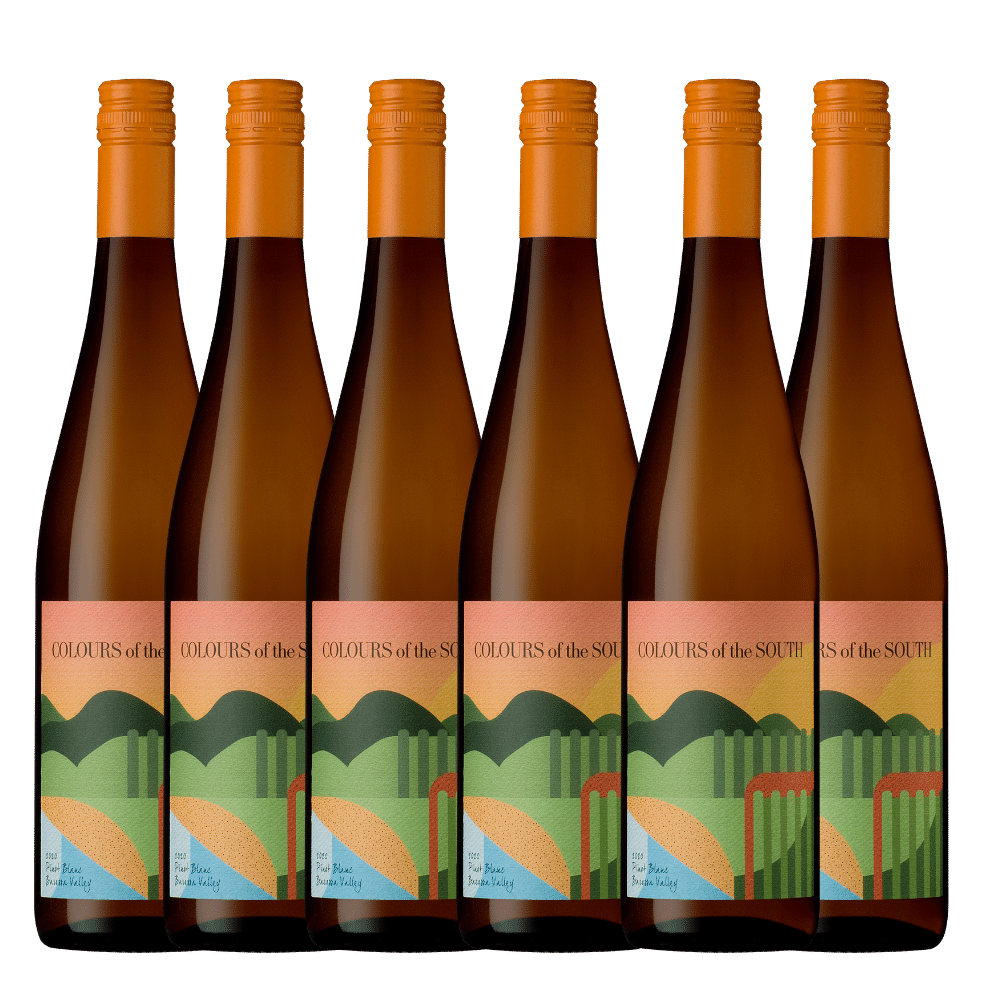 Colours of the South Pinot Blanc Six Pack