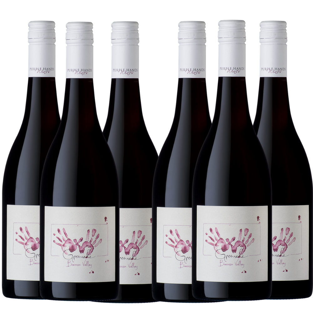 New Release - Old Vine Grenache Six Pack
